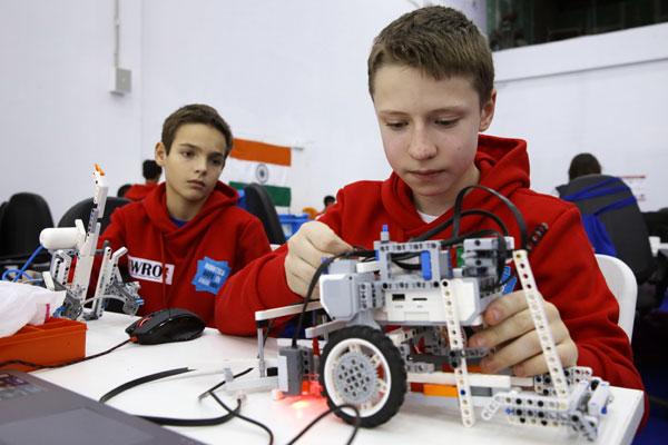 Липецкая область получит федеральную субсидию на создание детского технопарка