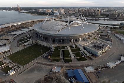 На достройку стадиона Зенитально выделят 2,6 миллиарда рублей